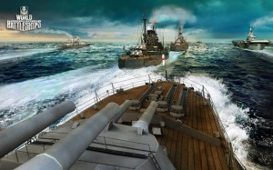Скринарты World of Warships