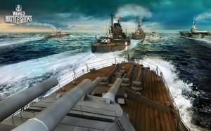 Скринарты World of Warships