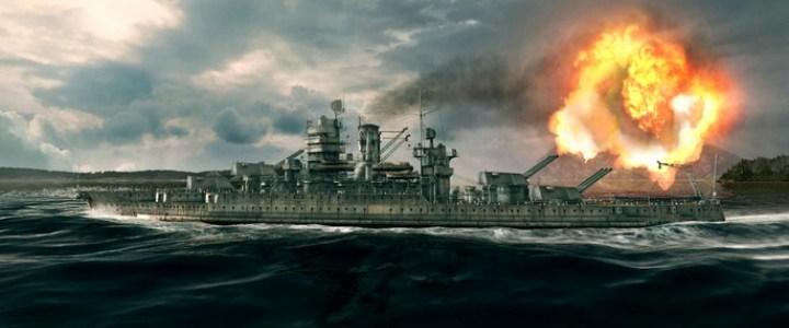 World of Warships - система повреждений