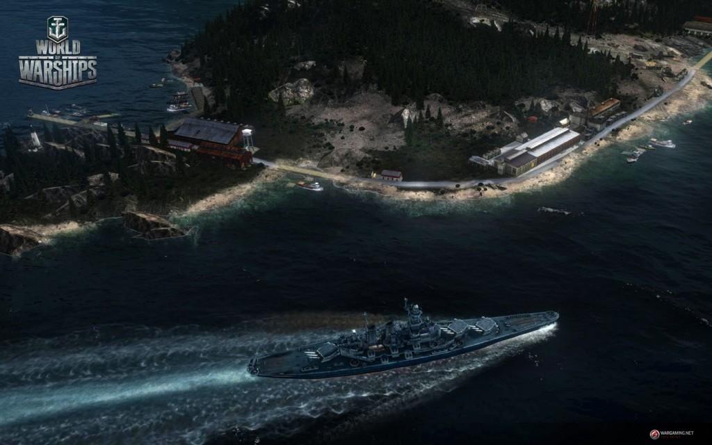 World of Warships - Линкор
