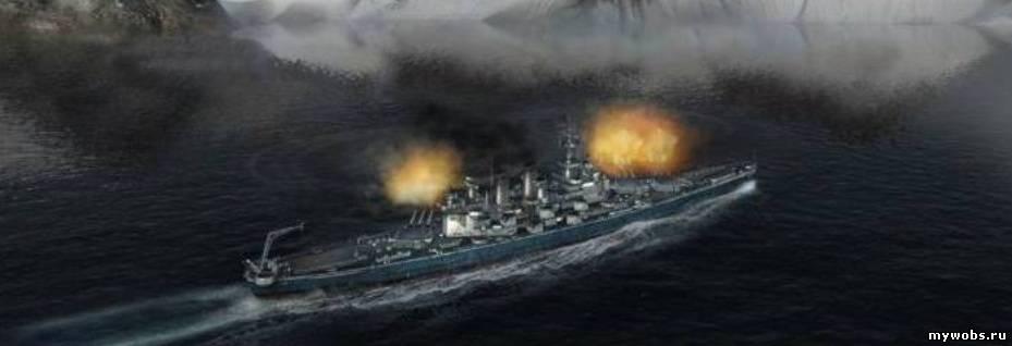 Ответы на вопросы фанатов World of Warships - вооружение