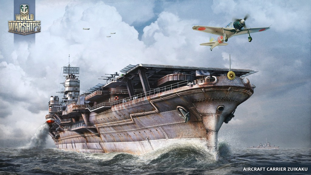 Три новых рендера World of Warships